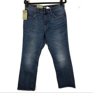 Good fellow boot cut jeans D12